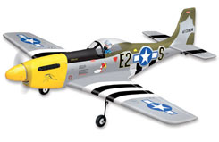 Mustang P-51 40 ARTF Phoenix - a-pma068