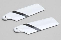Ripmax Carbon Tail Blades 57mm - a-rmxctb057