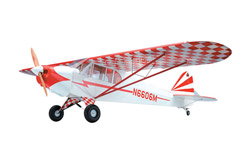 SFM Piper Cub (Clipped)25% ARTF Red - a-sfm8712a
