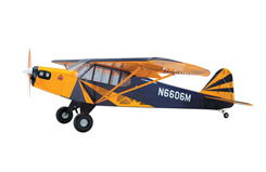SFM Piper Cub(Clipped)25% ARTF Blue - a-sfm8712b