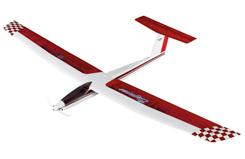 SFM Hawk T-Tail EP Glider ARTF - a-sfmep30t