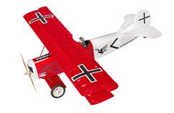 SFM Fokker DVII EP ARTF Red - a-sfmep46a