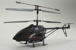 Udi 2.4GHz Dual Rotor Heli w/Camera - a-u13a