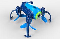Udi Piglet WiFi Mini Drone Blue - a-u36w-b
