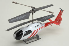 Udi Humm.bird Mini 2.4ghz Heli - a-u812w