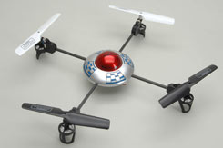 Udi UFO Type Large Quad - a-u817