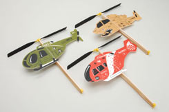 ZT Model Eurocopter EC135 FF - a-zt03001