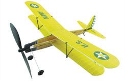 ZT Model Aviator Biplane FF - a-zt03101