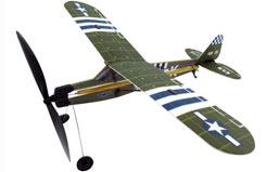 ZT Model Aviator Piper Plane FF - a-zt03201