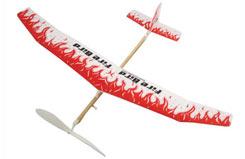 ZT Model Aviator Firebird FF Glider - a-zt04001a