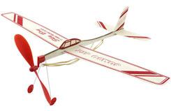 ZT Model Jumbo Jet 17inch Balsa R/P - a-zt04901