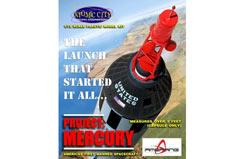 1/12 Mercury Capsule W/Astronaut - am62001