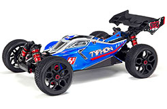 ARRMA Typhon 6S BLX 4WD 1/8th Race - ar106028