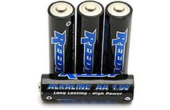 Reedy AA Alkaline Batteries (4) - as302