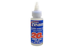 Silicone Shock Oil 20WT - as5421