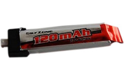 120mAh Lipo Battery - as9272sz