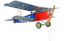 Fokker DVII Ultra-Micro w/Hitec Red - azsa1800