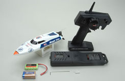 Magic Vee V3 RTR White 2.4GHz - b-js-8106-v3