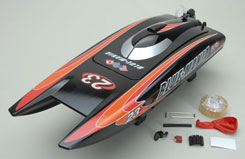 Blue Mania Brushless 2.4GHz ABS - b-js-8652
