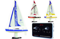 Caribbean 1:46 Sailboat RTR 2.4GHz - b-js-8802-2-4g