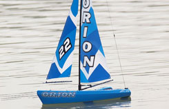 Orion Yacht (Blue) RTR 2.4GHz - b-js-8803b
