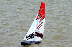 Dragonforce Yacht RTR 2.4GHz - b-js-8805