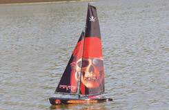 Pirate Yacht RTR 2.4GHz - b-js-8809
