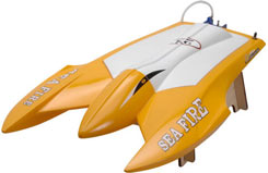 Sea Fire Super Brushless RTR 2.4GHz - b-js-9202h-2-4g