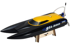 Offshore Sea Rider RTR - Blk/2.4GHz - b-js-9302br-2-4g