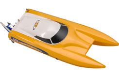 Offshore Sea Rider RTR - Yel/2.4G - b-js-9302yr-2-4g