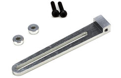 Blade 400/450D Alu Anti Rot Brkt/Gu - blh1634a