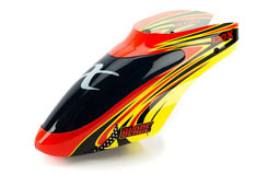 Blade 130X Red/Yellow Option Canopy - blh3722b