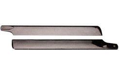 Blade 300X/SR 245mm C/F Mn Rtr Bls - blh4501c