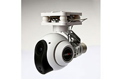C-GO2 GB300 HD Camera/3-Axis Gimbal - blh8110i