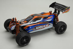 DHK 1/10 Wolf Buggy Brushless 2.4GH - c-dhk8131