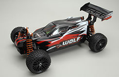 DHK 1/10 Wolf Buggy Brushed 4WD RTR - c-dhk8133