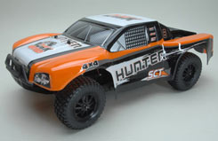 DHK Hunter Brushed EP 4WD RTR - c-dhk8135