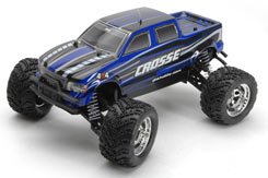 DHK Crosse Brushed 1/10 4WD EP RTR - c-dhk8136
