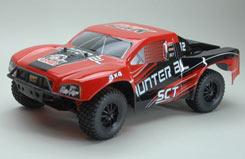 DHK Hunter Brushless EP 4WD RTR - c-dhk8331
