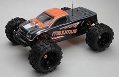 DHK Maximus 4WD EP Truck ARTR - c-dhk8382r