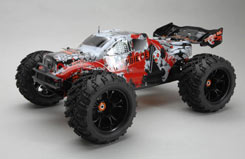 DHK Zombie 4WD EP Truggy ARTR - c-dhk8384r