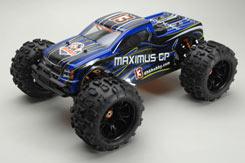DHK Maximus 4WD GP Truck RTR - c-dhk9382