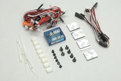 Gt Power Car Lighting Set - Scale - c-gtlsc1