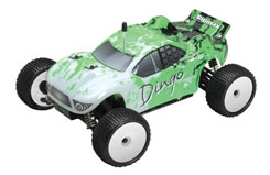 Ripmax Dingo 1/18th Truggy EP - c-rmx0030