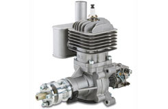 DLE-30 Two-Stroke Petrol Engine - dle30