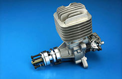 DLE-55 Two-Stroke Petrol Engine - dle55