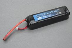 Dynamic 5S 4500mAh 30C Li-Po - dyn5s4500