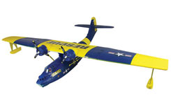 PBY Catalina Blue/Yellow - dyn8943b