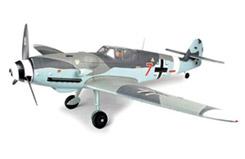Dynam Bf109 1270mm w/o Tx/Rx/Batt - dyn8951