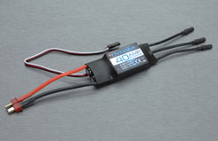 Dynamic 40A SBEC Brushless ESC - dynesc040u